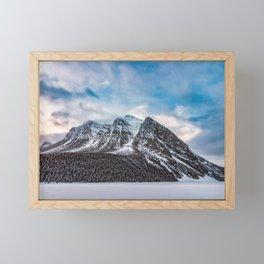 Fairview Mountain Framed Mini Art Print