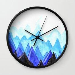 Shall Not Pass Wall Clock