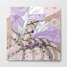 """Nectar"" Metal Print"