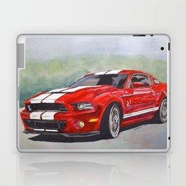 Red Cobra Laptop & iPad Skin