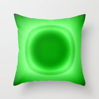 neon Throw Pillows featuring Neon  by SimplyChic