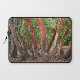 LOST IN MADRONA TREE WOODLAND Laptop Sleeve