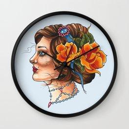 """""""Victoria"""" Wall Clock"""
