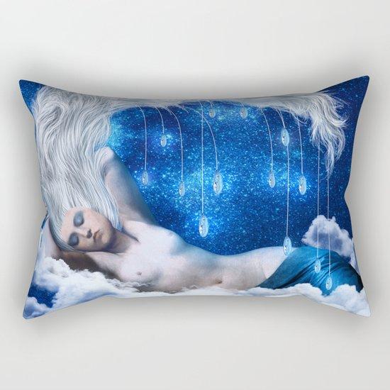 Lunar Incantation Rectangular Pillow