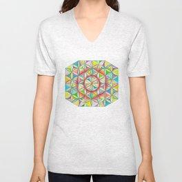 Sacred Design - The Rainbow Tribe Collection Unisex V-Neck