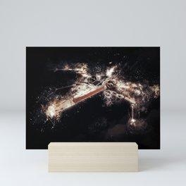 x-wing Mini Art Print