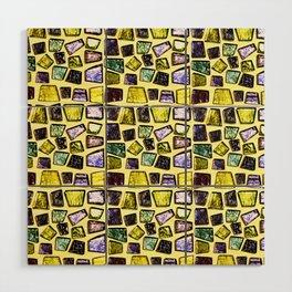 Mosaic Wood Wall Art