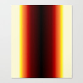 Fire gradients Canvas Print