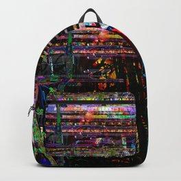 synthFest t-shirt v2 Backpack
