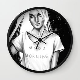 Titania Wall Clock