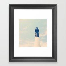 Vigilance. Framed Art Print