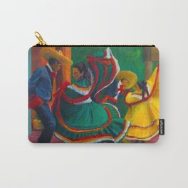 Baile Folklorico Carry-All Pouch