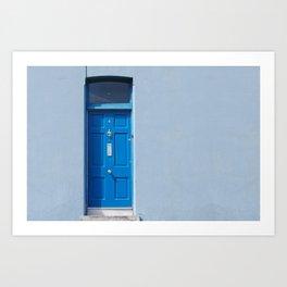 I'm blue (da ba dee da ba di) Art Print