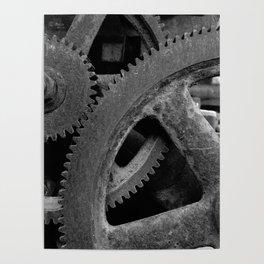 Big Gears Poster