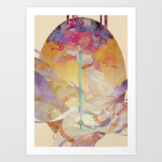 Sepoi Sepoi Art Print