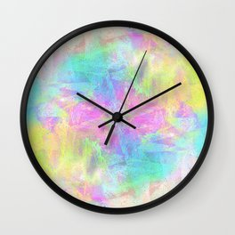 YOU NEED FAITH Wall Clock