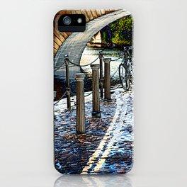 Riverside York iPhone Case