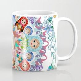 matrioshka Coffee Mug