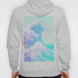 The Great Wave Unicorn Hoody