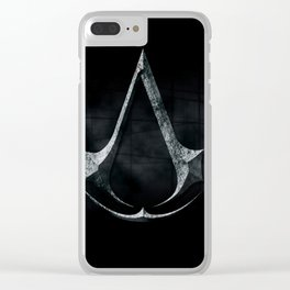assassin Clear iPhone Case