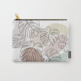 mini monstera Carry-All Pouch