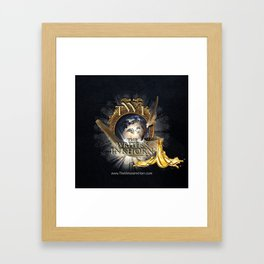 The Writer's Inkhorn Framed Art Print