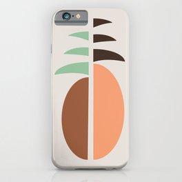 Mod Pineapple iPhone Case