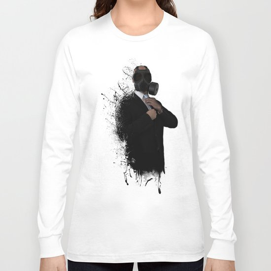 Dissolution of man Long Sleeve T-shirt