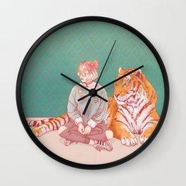 I'm a cat Lady Wall Clock