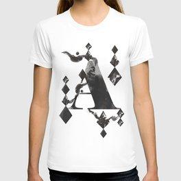 A alphabet T-shirt