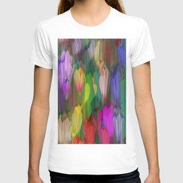 Delicate Flower Garden #2 T-shirt