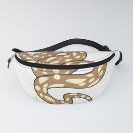 anacondas are my spirit animal animal snakes Fanny Pack