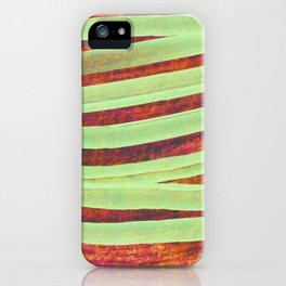 Modern Christmas iPhone Case