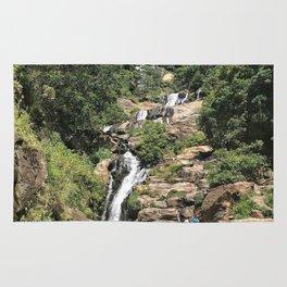 Ravana Falls Rug