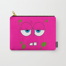 spongbob pink Carry-All Pouch