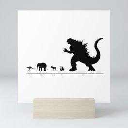 Animals of the World Mini Art Print