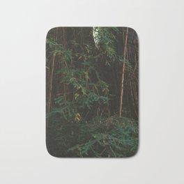 Redwood Forest III Bath Mat