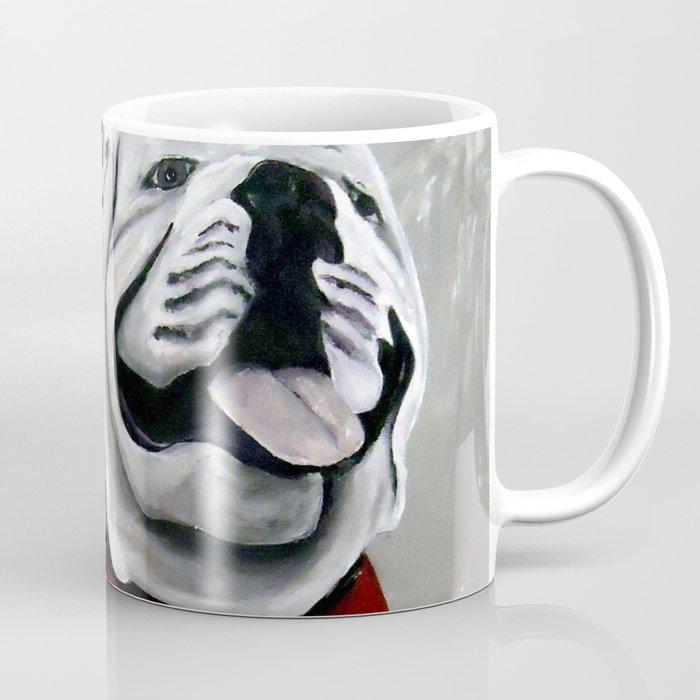 UGA Georgia Bulldogs Mascot Coffee Mug