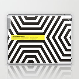 Impossible Symmetry - Cebra Laptop & iPad Skin