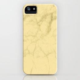 Hawthorne Carrara Marble iPhone Case
