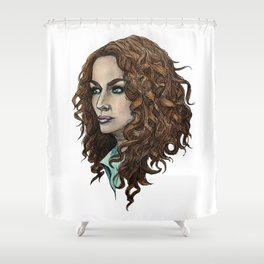 Myka Shower Curtain