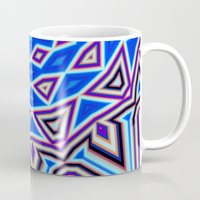 sacred geometry Mugs featuring Sacred Geometry by Michael White