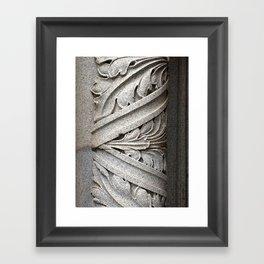 Granite Medium Framed Art Print
