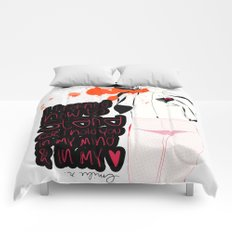 Stand - Emilie Record Comforters