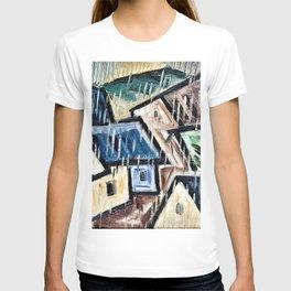 Josef Capek - Landscape in the rain - Digital Remastered Edition T-shirt