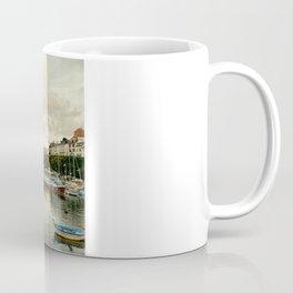 Brixham harbor  Coffee Mug