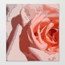 orange rr Canvas Print