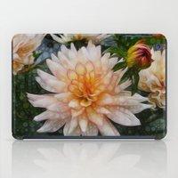 dahlia iPad Cases featuring Dahlia by Joe Paczkowski