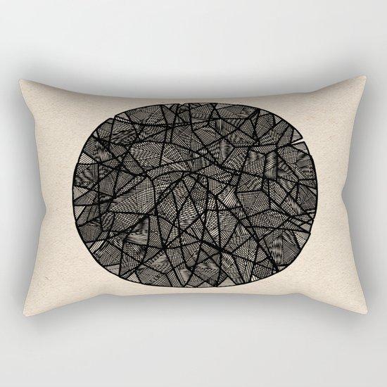 - the imperfection - Rectangular Pillow