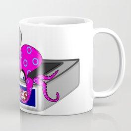 Canned Octopus Coffee Mug
